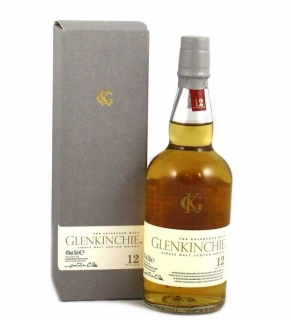 Glenkinchie 12 yo whisky 0,7