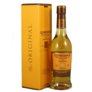 Glenmorangie 10 Year Old Original Highland Single Malt whisky 1l