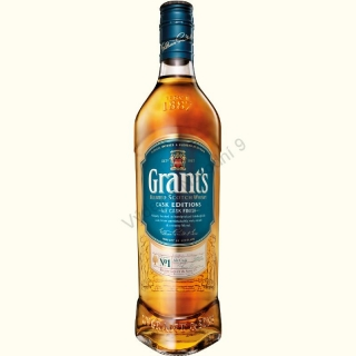 Grant's Ale Cask Finish whisky 0,7