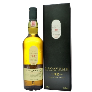 Lagavulin 15th Release 12 Year Old whisky bottled 2015