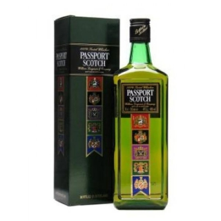 Passport whisky 1L