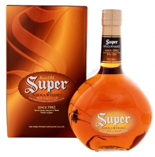 Nikka Super Rare Old Japanese whisky 0,7