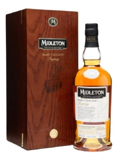 Midleton Barry Crockett whisky 0,7
