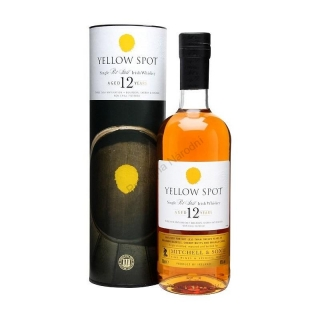 Yellow Spot je 12 Year Old Single Pot Still Irish whiskey 0,7l