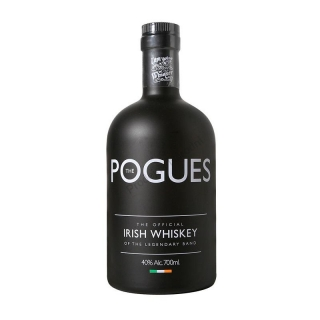The Pogues Irish whiskey 0,7