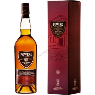 Powers John's Lane 12 Year Old Single Pot Still Irish Whiskey 0,7