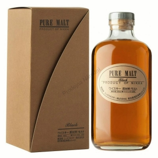 Nikka Pure Malt Black Japanese whisky 0,5
