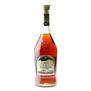 Ararat Akhtamar 10 Years Old Arménské brandy 0,2